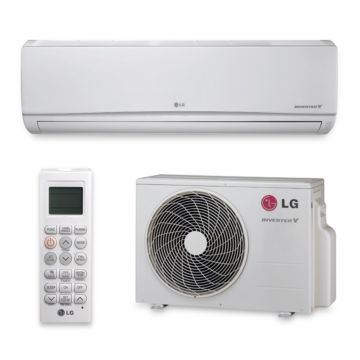 LG LS181HSV3 - 18,200 BTU SEER 20.5 Wall Mount Ductless Mini Split Air Conditioner Heat Pump 208-230V