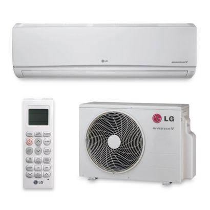 LG LS181HSV3 - 18,200 BTU SEER 20.5 Wall Mount Ductless Mini Split Air Conditioner Heat Pump 208-230V