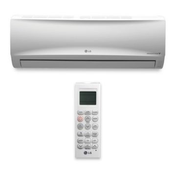LG 24,000 BTU Ductless Mini-Split Wall Mounted Indoor Unit 208-230V/1Ph/60Hz