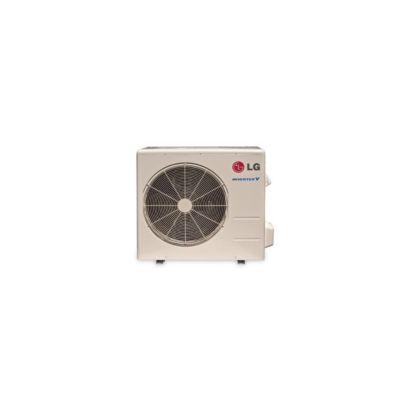 LG 12,000 BTU Ductless Mini-Split Heat Pump Outdoor Unit 208-230V/1Ph/60Hz