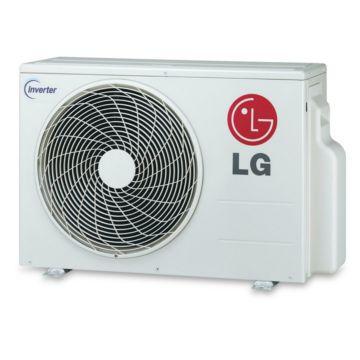 LG LSU121HSV3 - 12,000 BTU 20 SEER Ductless Mini Split Heat Pump Outdoor Unit 208-230V