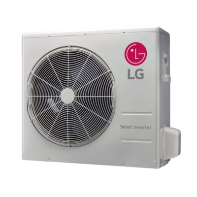 LG LSU180HSV4 - 18,000 BTU 20.5 SEER High Efficiency Ductless Mini Split Heat Pump Outdoor Unit 208-230V