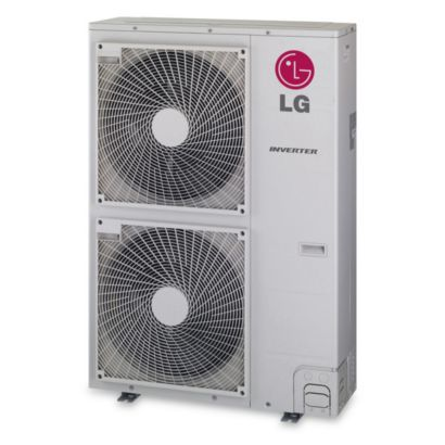 LG LUU427HV - 42,000 BTU 14 SEER Ductless Mini Split Heat Pump Outdoor Unit 208-230V