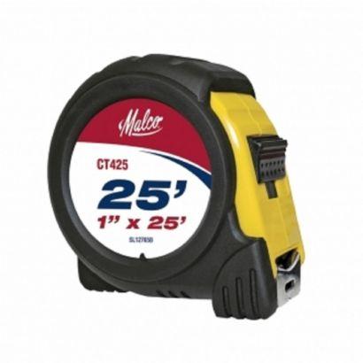 """Malco CT425 - 25' Non Magnetic 1"""" Tape Measure"""