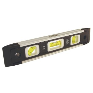 Malco L9M - Top Reading Torpedo Level - Magnetic base