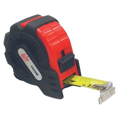 Malco T425M - Magnetic Tipped Tape Measure