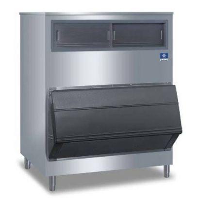 "Manitowoc F-1300 - F-Style 48"" 1320 Lb Large Capacity Modular Ice Storage Bin With 30""/48"" Indigo Adapter"