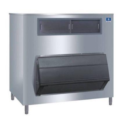 "Manitowoc F-1650 - F-Style 60"" 1660 Lb Large Capacity Modular Ice Storage Bin With 30""/48"" Indigo Adapter"