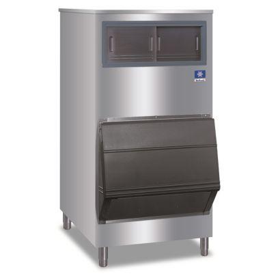 "Manitowoc F-700 - F-Style 30"" 680 Lb Large Capacity Modular Ice Storage Bin With 30""/48"" Indigo Adapter"
