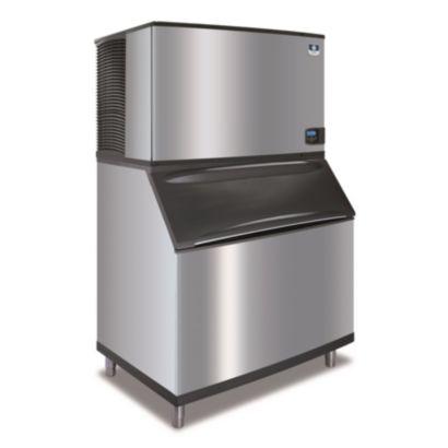 """Manitowoc ID1402A-261-B970 - 23,500 BTU 48"""" Indigo Dice Cube Ice Machine & B-Style Bin System 208-230V"""