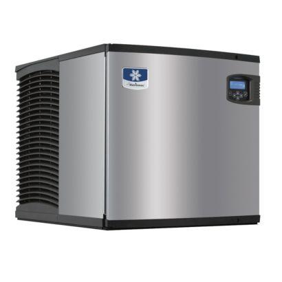"""Manitowoc IY-0324A-161 - Indigo 22"""" 3,300 BTU Modular Half Dice Cube Ice Machine 115V"""