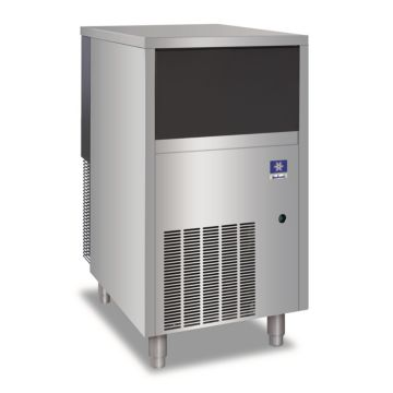 Manitowoc RF0244A-161 - 2,400 BTU Under Counter Flake Ice Machine With 40-lb. Bin 115V