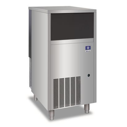 Manitowoc RF0266A-161 - 2,400 BTU Under Counter Flake Ice Machine With 60-lb. Bin 115V