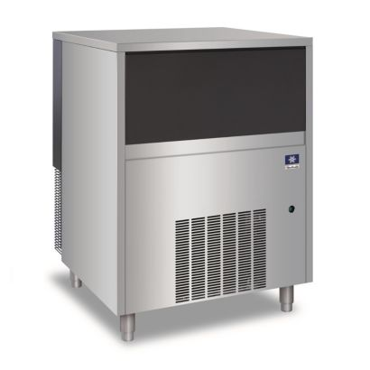 Manitowoc RF0385A-161 - 3,500 BTU Under Counter Flake Ice Machine With 88-lb. Bin 115V