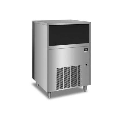 Manitowoc RF0399A-161 - 3,500 BTU Under Counter Flake Ice Machine With 120-lb. Bin 115V
