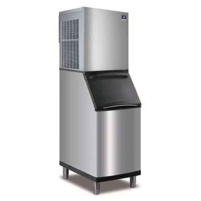"""Manitowoc RFS0300A-161-B420 - 5,000 BTU 22"""" RFS Flake Ice Machine & B-Style Bin System 115V"""