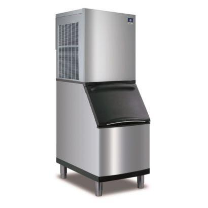 """Manitowoc RFS0650A-161-B320 - 5,200 BTU 22"""" RFS Flake Ice Machine & B-Style Bin System 115V"""