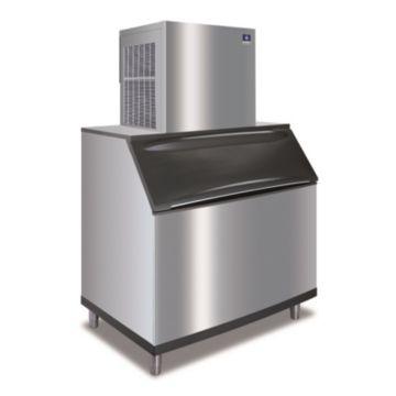 """Manitowoc RFS1200A-261-B970 - 14,000 BTU 30"""" RFS Flake Ice Machine & B-Style Bin System 208-230V"""