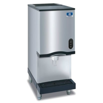 Manitowoc RNS12AT-161 - 2,300 BTU Touchless Sensing Counter Top Nugget Ice Machine With 12-lb. Bin 115V