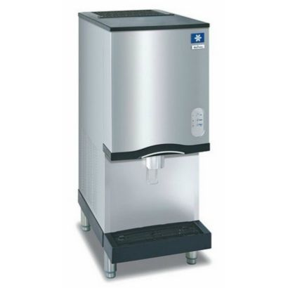 Manitowoc RNS20AT-161 - 2,300 BTU Touchless Sensing Counter Top Nugget Ice Machine With 20-lb. Bin 115V