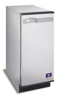 Manitowoc SMS050A002-161 - 1,145 BTU Cabinet Style Under Counter Gourmet Cube Ice Machine With 25-lb. Bin 115V