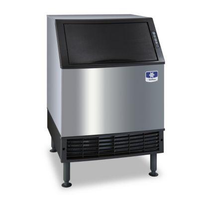 Manitowoc UD0240A-161B - 2,700 BTU NEO Series Under Counter Dice Cube Ice Machine With 80-lb. Bin 115V