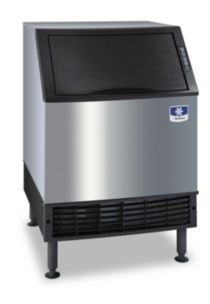 Manitowoc UY0140A-161B - 2,150 BTU NEO Series Under Counter Half Dice Cube Ice Machine With 90-lb. Bin 115V