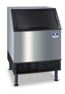 Manitowoc UY0190A-161B - 2,150 BTU NEO Series Under Counter Half Dice Cube Ice Machine With 80-lb. Bin 115V