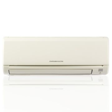Mitsubishi MSY-GE18NA-9 - 18,000 BTU 19.2 SEER Ductless Mini Split Wall Mount Air Conditioner Indoor Unit 208-230V