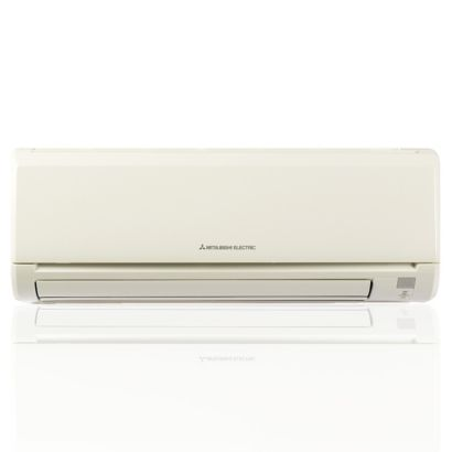 Mitsubishi MSY-GE24NA - 24,000 BTU 19 SEER Ductless Mini Split Wall Mount Air Conditioner Indoor Unit 208-230V