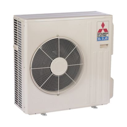 Mitsubishi MUY-D30NA-1 - 30,700 BTU 16 SEER Ductless Mini Split Air Conditioner Outdoor Unit 208-230V