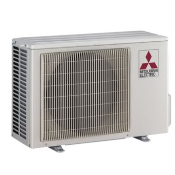 Mitsubishi MUY-GE09NA2 - 9,000 BTU 21 SEER Ductless Mini Split Air Conditioner Outdoor Unit 220V