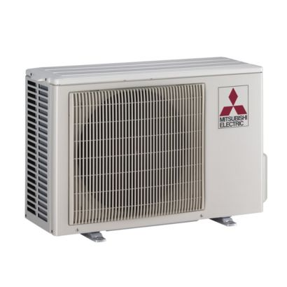 Mitsubishi MUY-GE24NA - 22,500 BTU 19 SEER Ductless Mini Split Air Conditioner Outdoor Unit 208-230V
