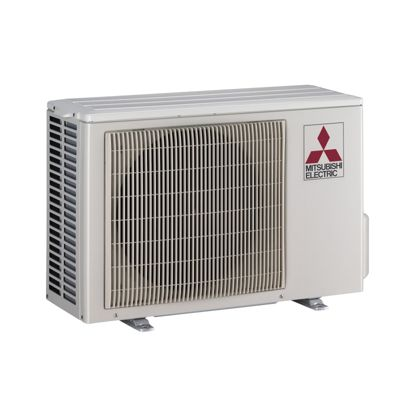 Mitsubishi MUY-GL15NA-U1 - 15,000 BTU 21.6 SEER Ductless Mini Split Outdoor Unit Air Conditioner ONLY 208-230V