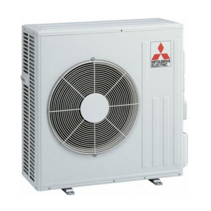 Mitsubishi MUZ-FH18NA - 18,000 BTU 21 SEER Hyper Heat Ductless Mini Split Heat Pump Outdoor Unit 208-230V