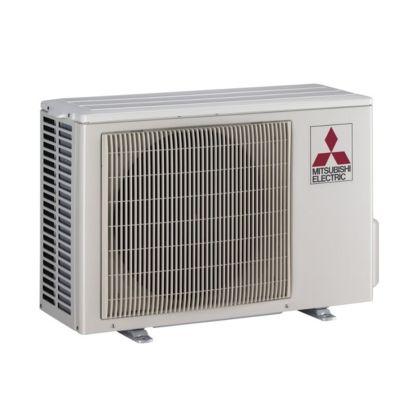 Mitsubishi MUZ-GE24NA - 24,000 BTU 19 SEER Ductless Mini Split Heat Pump Outdoor Unit 208-230V