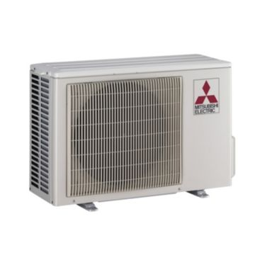 Mitsubishi MUZ-GL18NA-U1 - 18,000 BTU Ductless Mini Split Heat Pump Outdoor Unit 208-230V