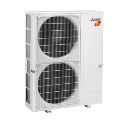 Mitsubishi MXZ-8C48NAHZ - 48,000 BTU H2i® Hyper Heating Multi Zone Ductless Mini Split Heat Pump Outdoor Unit 208-230V
