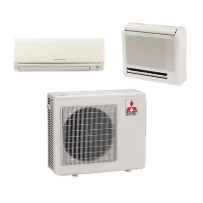 Mitsubishi MXZ2B20NA12025 - 18,000 BTU Dual-Zone Mixed Mini Split Air Conditioner Heat Pump 208-230V (9-12)