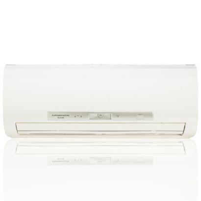 Mitsubishi 18,000 BTU I-SEE Dual-Zone Wall Mount & Ceiling Cassette Mini Split Air Conditioner Heat Pump 208-230V (12-12)