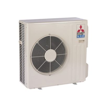Mitsubishi SUZ-KA09NA.TH - 8,400 BTU 15 SEER Ductless Mini Split Heat Pump Outdoor Unit 208-230V