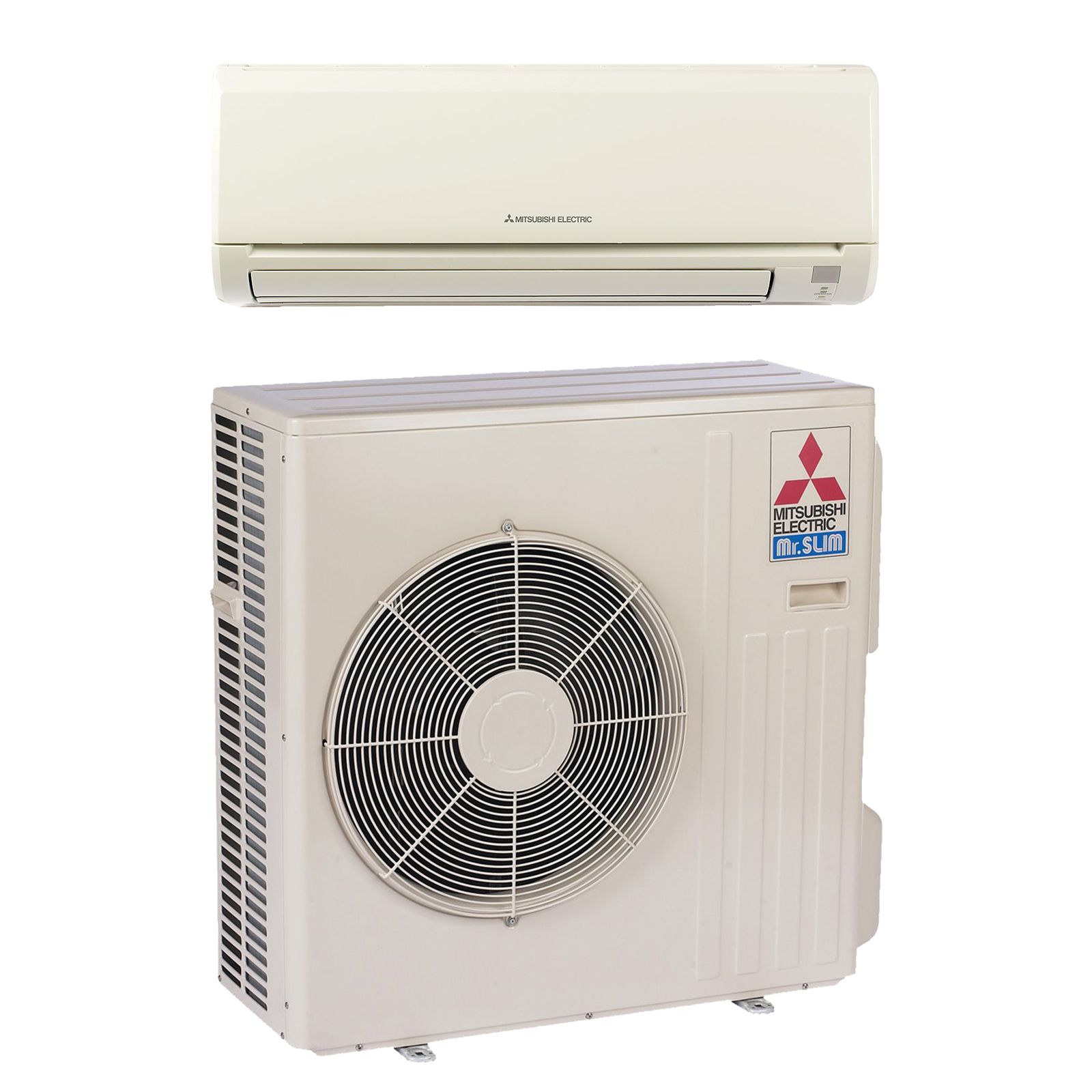 mini heating cons units cooling cost pros mitsubishi heat prices split and ductless pump
