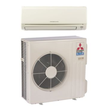 Mitsubishi MZ-D36NA - 33,200 BTU 14.5 SEER MR SLIM Wall Mount Ductless Mini Split Air Conditioner Heat Pump 208-230V