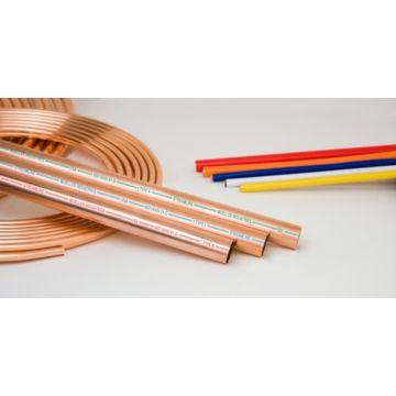 "Streamline MH12020 - 1-3/8"" OD Hard Copper Tube Type ""M"""