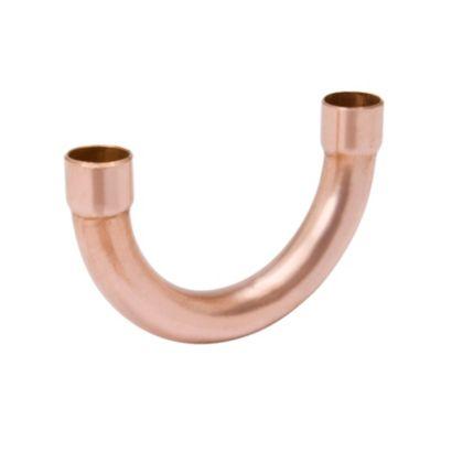 """Streamline W 06058 - 5/8"""" OD x 2-1/2"""" Return Bend, Copper Fitting"""
