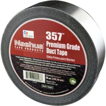 Nashua 1086160 - Black Premium Duct Tape 48mm x 55m
