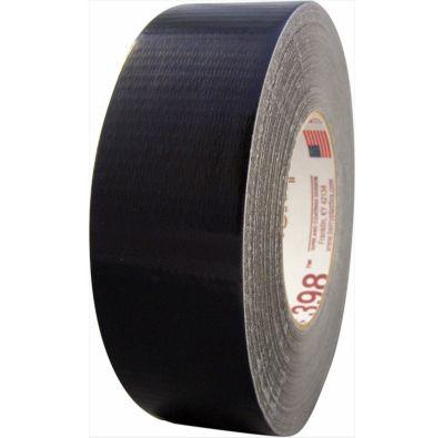 Nashua 1086201 - Black Industrial Grade Duct Tape 48mm x 55m