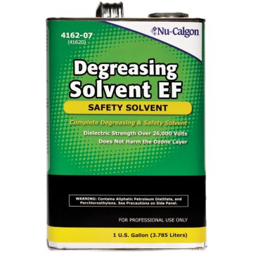 Nu-Calgon 4162-07 - Degreasing Solvent EF