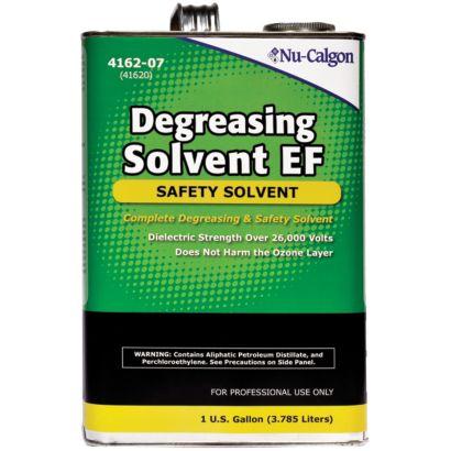 Nu-Calgon 4162-07 - Degreasing Solvent EF (1 gallon)