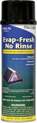 Nu-Calgon 4166-75 - Evap-Fresh No Rinse - 18 oz